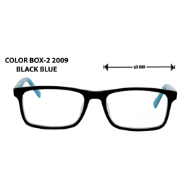 COLOR BOX-22009 BLACK BLUE