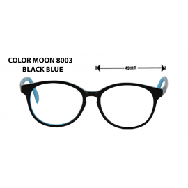COLOR MOON 8003 BLACK BLUE
