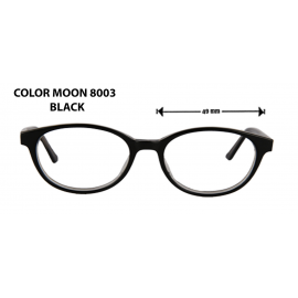 COLOR MOON 8003 BLACK
