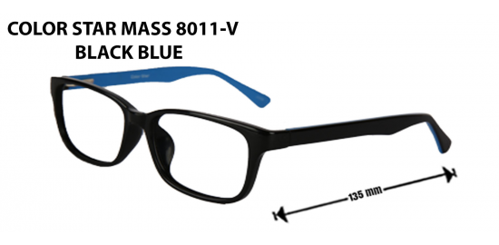 COLOR STAR MASS 8011-V BLUE BLACK