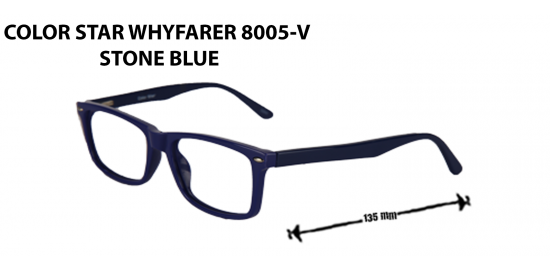 COLOR STAR WAYFARER 8005-V STONE BLUE
