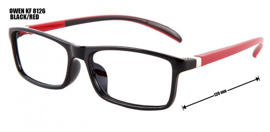 OWEN KF 8126 BLACK/RED