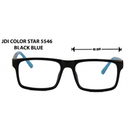JDI COLOR STAR  5546 BLACK BLUE