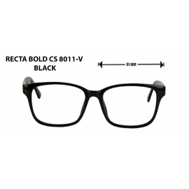 RECTA BOLD CS  8011 V-BLACK