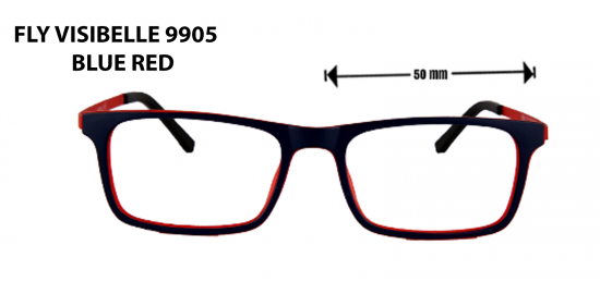 fly visible 9905 blue red
