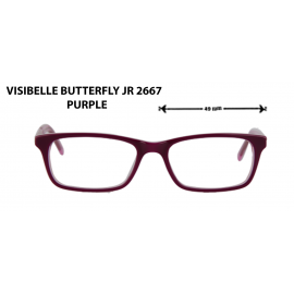 visible buterfly jr 2667 purple