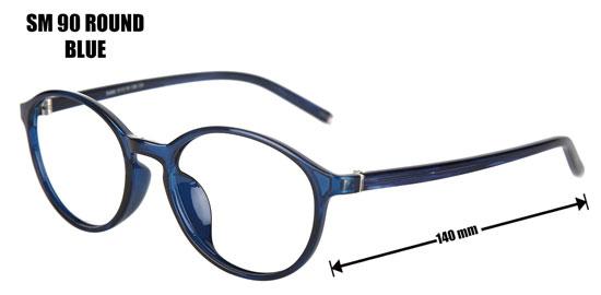 SM 90 ROUND - BLUE