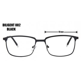 DILIGENT 002 - BLACK