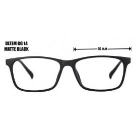 ULTEM GG 14 - MATTE BLACK