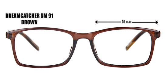 DREAMCATCHER SM 91 - BROWN