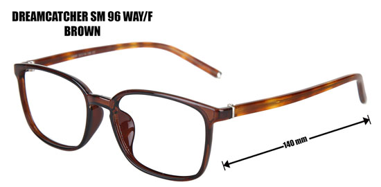 DREAMCATCHER SM 96 WAYF -  BROWN