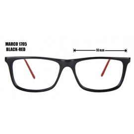 MARCO 1705 - BLACK RED