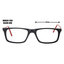 MARCO 1708 - BLACK RED