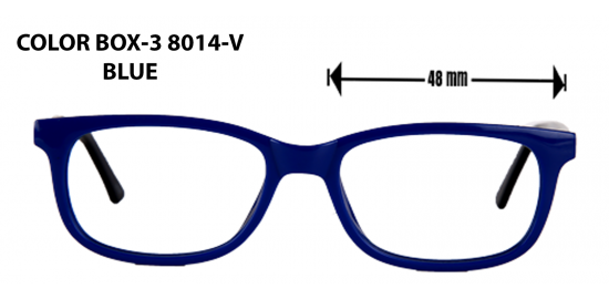 COLOR BOX -3 8014-V BLUE
