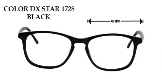 COLOR DX STAR 1728 BACK