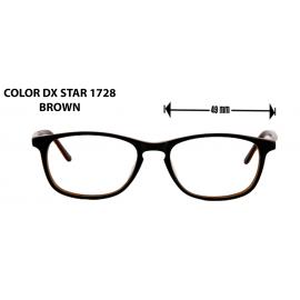 COLOR DX STAR 1728 BROWN
