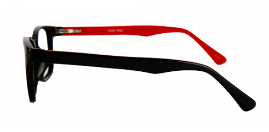 COLOR STAR MASS 8011-V BLACK RED