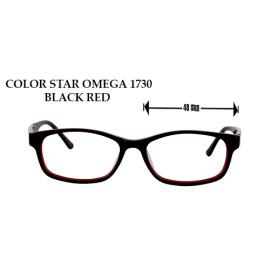 COLOR STAR OMEGA 1730 BLACK RED