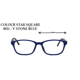 COLOR STAR SQUARE 8021-V STONE BLUE