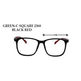 GREEN C-SQUARE 2368 BLACK RED