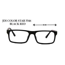 JDI COLOR STAR 5546 BLACK RED