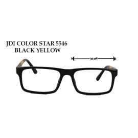 JDI COLOR STAR 5546 BLACK YELLOW