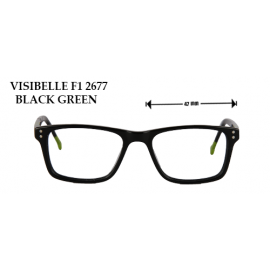 VISIBLLE F1 2677 BLACK GREEN