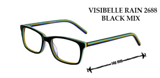 VISIBLLE RAIN 2688 BLACK MIX