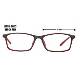 ULTEM GG 12  - BLACK RED
