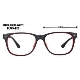 ULTEM GG 06 WAYF - BLACK RED