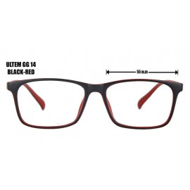 ULTEM GG 14 - BLACK RED