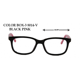 COLOR BOX-3 8014-V BLACK PINK