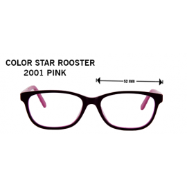 COLOR STAR ROOSTER 2001 PINK