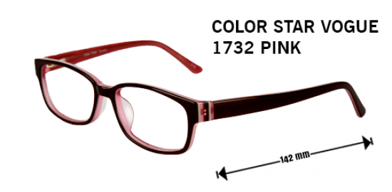 COLOR STAR VOGUE 1732 PINK
