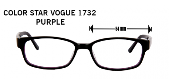 COLOR STAR VOGUE 1732 PURPLE