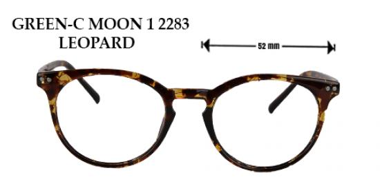 GREEN-C MOON 1 2283 LEOPARD