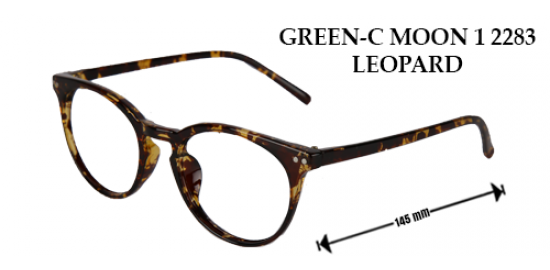 GREEN-C MOON 1 2283 LEOPARD