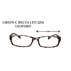 GREEN C-RECTA LEO 2254 LEOPARD