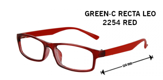 GREEN C-RECTA LEO 2254 RED