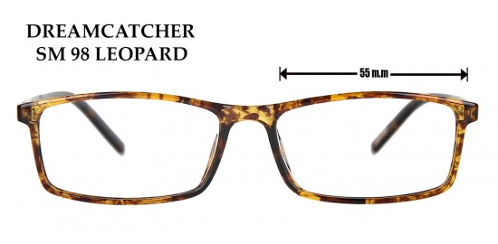 WOMEN\DREAMCATCHER SM 98 - LEOPARD
