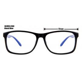 OLIVER-8168 BLACK/BLUE