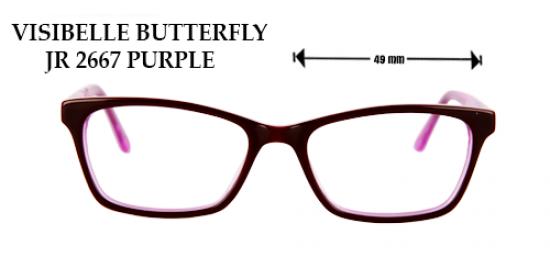 VISIBELLE BUTTERFLY 2667 PURPLE