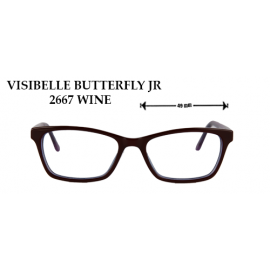 VISIBELLE BUTTERFLY JR 2667 WINE
