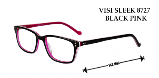 VISI SLEEK 8227 BLACK PINK